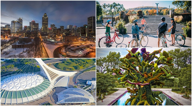Top five things to do in montreal